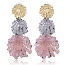 Elegant  Long Dangle Women Earrings High Quality Copper Wedding Party Anniversar