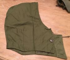 Military M1951 Hood Field for Jacket Overcoat Large Korean War Dated 1951 NEW!