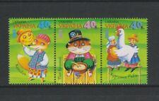 Ukraine - 2002, Folk Tales set - MNH - SG 446/8