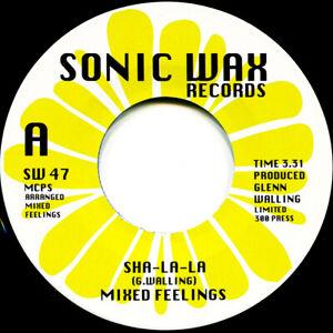 MIXED FEELINGS SHA-LA-LA Soul Northern Motown