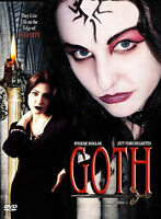 GOTH - DVD- Brand New & Sealed - Fast Ship! DVD BD-12/6