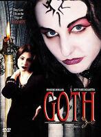 GOTH - DVD- Brand New & Sealed - Fast Ship! DVD BD-12/6