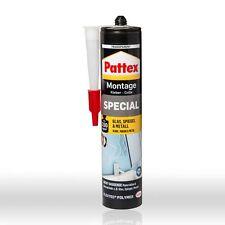 Pattex Montage Spezial Kartusche 290g transparenter Montagekleber Klebstoff