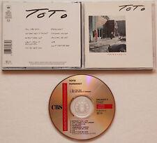 TOTO-Fahrenheit (1986, Joseph Williams) I 'LL BE OVER YOU, Lea