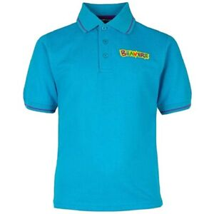 """Brand New Beaver Scouts Polo Shirt 30"""" Age 10/11"""