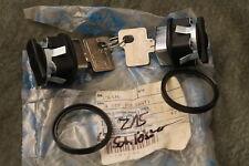 A2) Piaggio Ape Tm 703 602 Serratura per Porta 196186 Dx SX Set Chiave