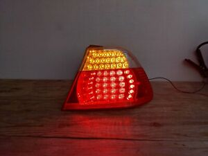 🔥2004-2006 BMW 325ci 330ci Passenger LED Tail Light *fit only convertible* T64