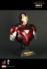 Hottoys Ironman 2 Iron Man 2 Mark VI (6) 1/4 scale bust