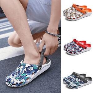 Unisex Garden Clogs Shoes Slippers Men Summer Sandal Womens Clogs Classic Sandal