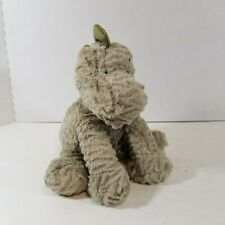 Jellycat Green Fuddlewuddle Dinosaur 9.25 Inch Plush Stuffed Animal