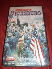 Struggle for Vicksburg - VHS Video Tape - Documentary / War / History