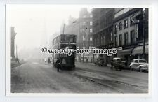 z0276 - Newcastle Tram no 64 to Saltwell Park - photograph
