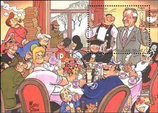 Belgium 2003 Marc Sleen/Animation/Cartoons/People/Teddy Bear 1v m/s (ad1053)