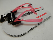 IPANEMA WOMENS SANDALS ANA SOFT WHITE PINK SIZE 9
