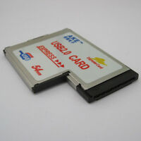 54mm laptop notebook Express card To 2 USB 2.0 Ports PCMCIA Cardbus Card