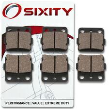 Front Disc Brake Pads for Honda TRX400EX SporTrax 400 EX 2005 397cc By GOLDfren