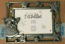 """Connoisseur - """"Possibilities"""" - Photo Frame - 5"""" x 3.5"""" - Angel - Metal"""