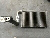 Land Rover/BMW Air Conditioning Evaporator Core Matrix & Valve 64.11.8.3855609