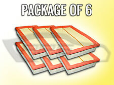 AIR FILTER A25699 FOR EDGE EXPLORER FLEX FUSION TAURUS MKS MKT PACKAGE OF 6