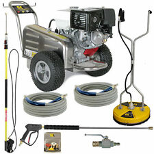 BE Professional 4000 PSI Belt-Drive (Gas-Cold Water) Start Your Own Pressure ...