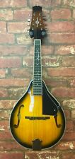 More details for brand new mandolin, 'a' style bluegrass 8-string, spruce top, vintage sunburst