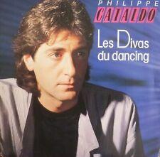 """Philippe Cataldo - Les divas du dancing (single 7"""")"""