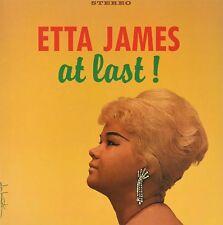 ETTA JAMES At Last! LP Vinyl NEW 2017