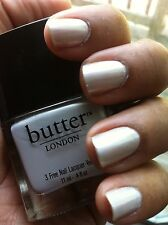 butter LONDON Nail Lacquer .4 oz - Pearly Queen - 3 Free Formula