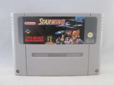 Super Nintendo SNES - Starwing