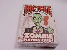 Bicycle Zombie Playing Cards Sealed