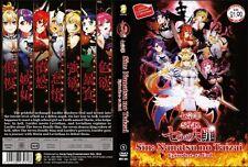 DVD English Audio Sin: Nanatsu No Tarzai Tv 1-12 + Free ShippingFree anime