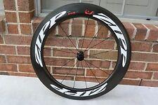 Front Zipp 808 Firecrest Wheel 700c Tubular