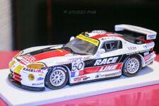 CHRYSLER VIPER GTS-R N°50 LARBRE COMPETITON/RACE-LINE 24H du MANS 2002 1/43 IXO