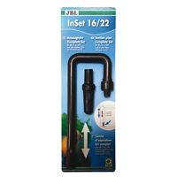 JBL InSet-Ansaugset für Außenfilter-16/22-Filter e1501/1 Aquarium Ansaugstutzen