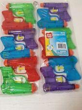 Mini Water Gun Toys 12 pk (716)