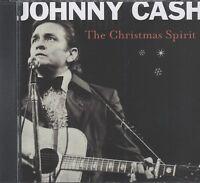 Johnny Cash - The Christmas Spirit CD