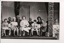 Photo Card Queen Elisabeth II & the Queen Mother