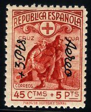 ESPAÑA 768** CRUZ ROJA ESPAÑOLA