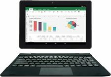 Simbans TangoTab 10 Inch Tablet with Keyboard 2-in-1 Laptop, Android 9 Pie, Mini