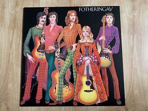 FOTHERINGAY - LP HNBL 4426/A1-B1/1970 FRANCE - VG+