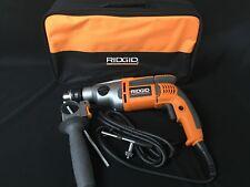 RIDGID 8.5-Amp 1/2 in. Heavy Duty Hammer Drill R5011 [A]