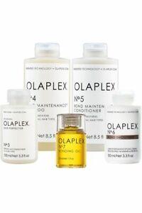 OLAPLEX MEGA PACK #3 #4 #5 #6 #7 - 100% AUTHENTIC - FREE EXPRESS SHIPPING