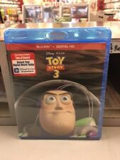 Toy Story 3 (Blu-ray+Digital HD) NEW, NO slipcover, FREE shipping