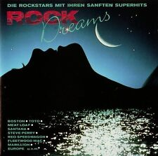 Rock Dreams (1987) Journey, Steve Perry, Santana, Europe, FgtH, Boston.. [CD]