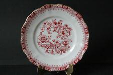 Seltmann Weiden Theresia China Rot  Kuchenteller Teller  19 cm