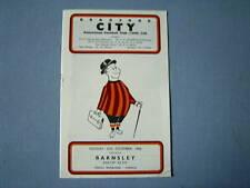 BRADFORD CITY v BARNSLEY FL Div 4 1966-67