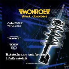 RENAULT CLIO 1990->1998 AMMORTIZZATORI ANTERIORI MONROE Shock Absorbers