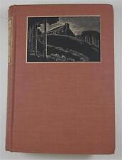 WOODS COLT THAMES WILLIAMSON 1933 HARCOURT BRACE HARDCOVER 1ST ED RAYMOND BISHOP