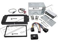 RANGE Rover DOPPIO DIN RADIO VOLANTE Interfaccia Antenna ADAP da2611 FASCIA