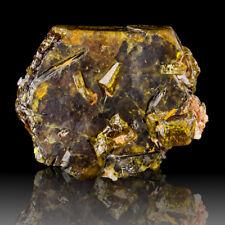 """1.1"""" Superb Honey Orange Brown Glassy BASTNAESITE-Ce Crystal Pakistan for sale"""